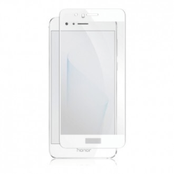 Panzer Huawei Honor 8, Full-Fit Glass, White