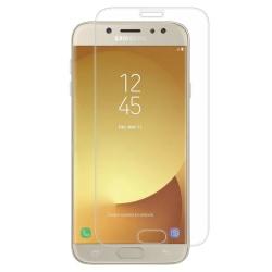 Panzer Samsung Galaxy J7 (2017), Full-Fit Glass, Gold/Blue