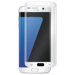 Panzer Samsung Galaxy S7 Edge, Full-Fit Glass, White