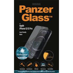 PanzerGlass Apple iPhone 12/12 Pro Case Friendly AB, Black