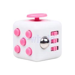 Rolig Fidget 6-sidig kub Vuxen ångest Stress Relief Cube