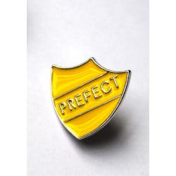 Brosch pin Hufflepuff Harry Potter Hogwarts PREFECT
