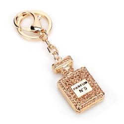 Chanel No 5 Parfym Nyckelring