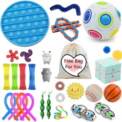 30 pack Children's Sensory Fidget Toys 30pcs