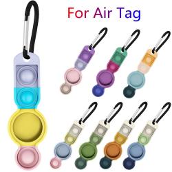 Luftmärke Skyddskåpa Anti-lost Fidget Key Chain 4#