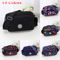Mode Kvinnor Messenger Väskor Vattentät Casual Crossbody Bag