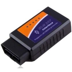 ELM327 / ELM 327 OBD2 Bluetooth Felkodsläsare Bildiagnostik