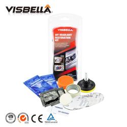 Poleringssats för Strålkastare - Headlight Restoration Kit