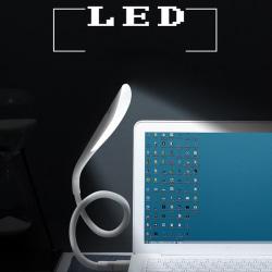14LEDs Luminaria Flexible Touch USB Light Ultra Bright Portable  Blue