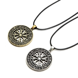 2020 Vintage Vikings Pendant Necklaces Women Man Jewelry Gifts Silver