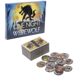 3-10 People Party Board Game Werewolf Kills One Night Were Wolf