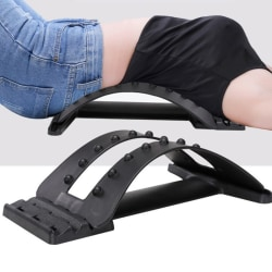 Back Massager Stretcher Fitness Massage Equipment Stretch Relax  One Size