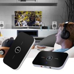 Bluetooth Wireless Audio Transmitter Receiver HiFi Music Adapte 10*20*20