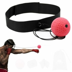 Boxing Reflex Speed Punch Ball Training Hand Eye Coordination Mu