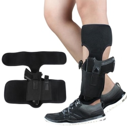 Concealed Ankle Holster Fits for 26 27 42 43 LC9 380 9mm Revolve One Size