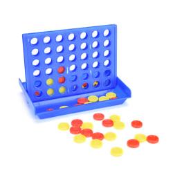 Connect Four In A Row 4 In A Line Board Game Kids Children Fun E