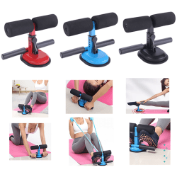Fitness Sit Up Bar Assistant Gym Exercise Workout Equipment for  Blue