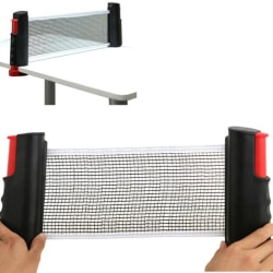 Games Retractable Table Tennis Ping Pong Portable Net Kit Replac