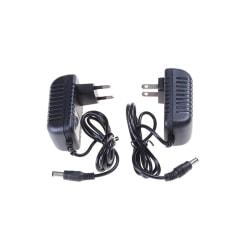 HOT 1PCS Converter Adapter DC 12V 2A Power Supply EU/US plug 5.5 0 EU