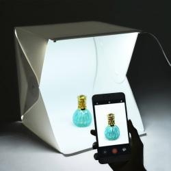 LED Light Mini Photography Tent Mini Portable Folding Photo Room