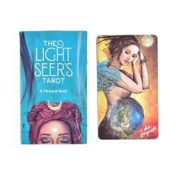 Light Seer's Tarot A 78-Card Deck e-Guidebook Cards Board Divina