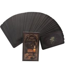 LISA PARKER FAMILIARS TAROT DECK CARDS TAROT DECK CARDS GAME CAR