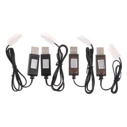 Ni-Cd Ni-MH Batteries Pack Charger KET-2P Plug Adapter 9.6V 250m White 9.6V