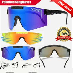 Pit Viper Sport google TR90 Polarized Sunglasses for men/women O C5