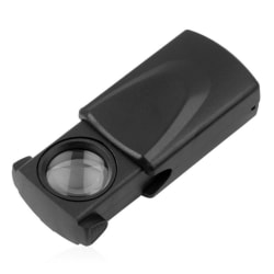Pocket 30X21mm Eye Glass Lens Jeweler Loupe Magnifier Magnifyin