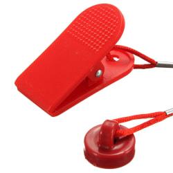 Löpande maskinsäkerhetsnyckel Löpband Magnetisk säkerhetsbrytare L