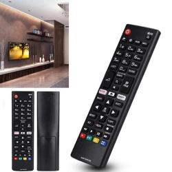 TV Remote Control For Smart LCD TV AKB75095308 55UJ630V 65UJ630V One Size