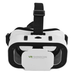 "VR Glasses 3D Virtual Reality Glasses Lightweight For 4.0""-6"" Ph"