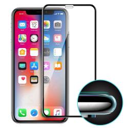 2-Pack iPhone Xs Max/11 Pro Max Heltäckande Härdat Glas