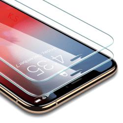 2-Pack iPhone Xs Max/iPhone 11 Pro Max - Härdat Glas Skärmskydd