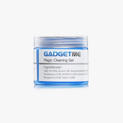 2-Pack - Magic cleaning gel rengör tangentbord och svåra