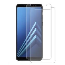 2-Pack Samsung Galaxy A7 2018 - Härdat Glas Skärmskydd