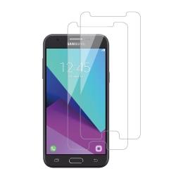 2-Pack Samsung Galaxy J3 2018 - Härdat Glas Skärmskydd