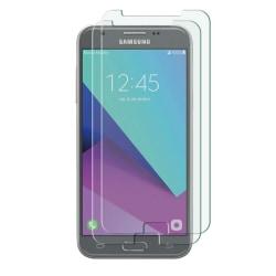 2-Pack Samsung Galaxy J5 2017 - Härdat Glas Skärmskydd