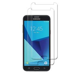 2-Pack Samsung Galaxy J7 2017 - Härdat Glas Skärmskydd