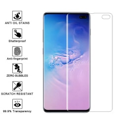 2-Pack Samsung Galaxy S10 Plus Displayskydd Skärmskydd