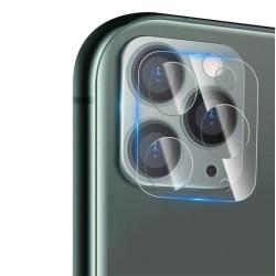 2-Pack iPhone 11 Pro Kamera Härdat Glas Skärmskydd
