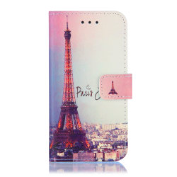 Eiffeltornet iPhone 12/12 Pro Plånboksfodral