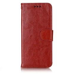 GadgetMe Plånboksfodral Huawei P9 brown