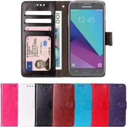 Plånboksfodral Samsung Galaxy J3 2017 svart
