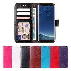 GadgetMe Plånboksfodral Samsung Galaxy S9 Plus Fodral svart