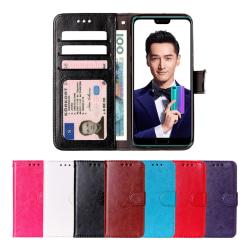 Huawei Honor 10 - Plånboksfodral Färg: svart svart