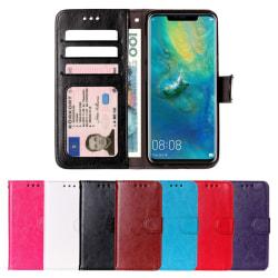 Huawei Mate 20 pro - Plånboksfodral svart