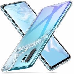 Huawei P30 Pro - Slimmat genomskinligt skal transparent