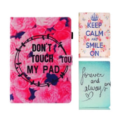 iPad Air fodral - Flera motiv forever and always &#x2661