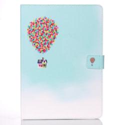 iPad Air Plånboksfodral - Flera motiv Flygande hus